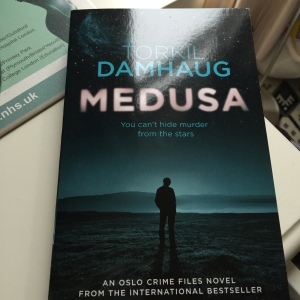 Torkil Damhaug Medusa book